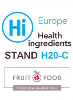 Fruitofood vous attend au HIE 2014
