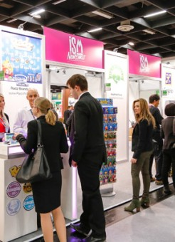 Fruitofood at the ISM 2015 exhibition