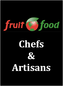 Fruitofood launches its range for Chefs & Artisans !