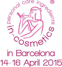 Fruitofood at the In Cosmetics 2015