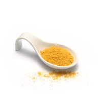 Dehydrated Orange with peel Powder