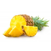 Dehydated Pineapple Pieces