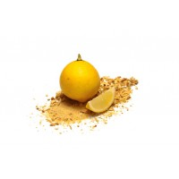 Dehydrated Bergamot with peel Powder