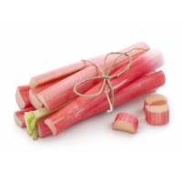 Dehydrated Rhubarb Pieces